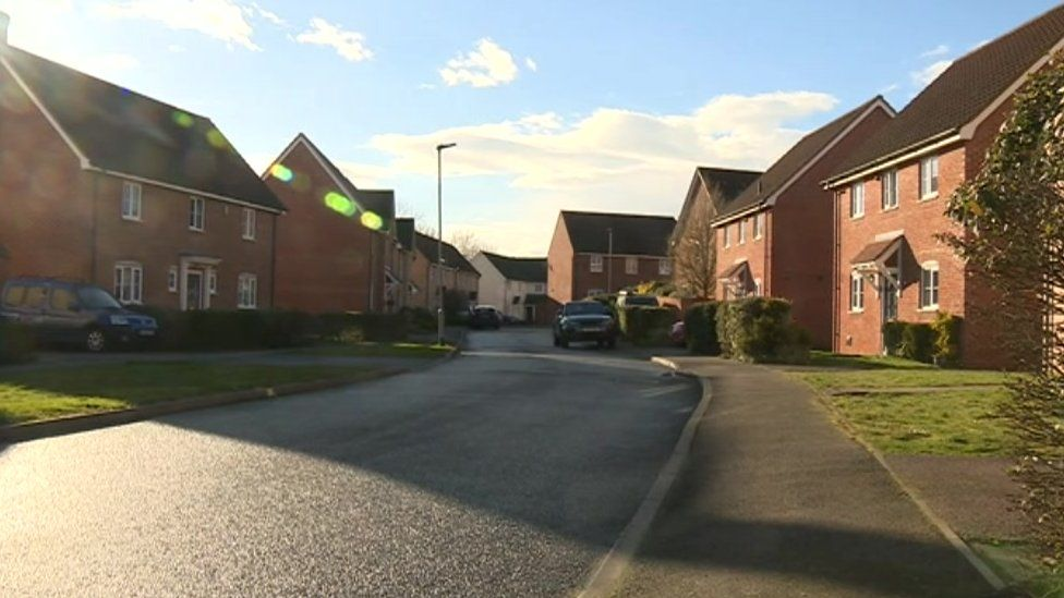 Burdock Close, Wymondham