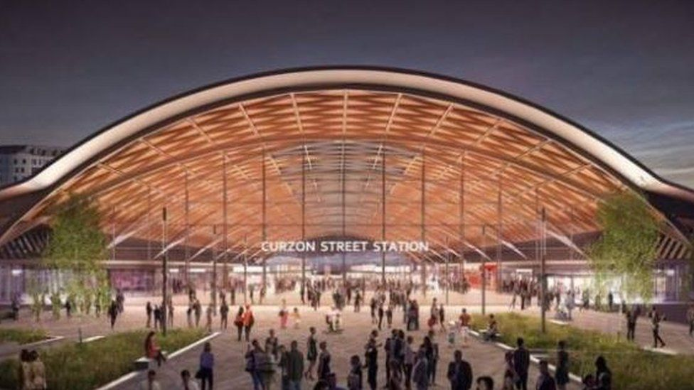 Midlands Metro's £137m extension delayed by HS2