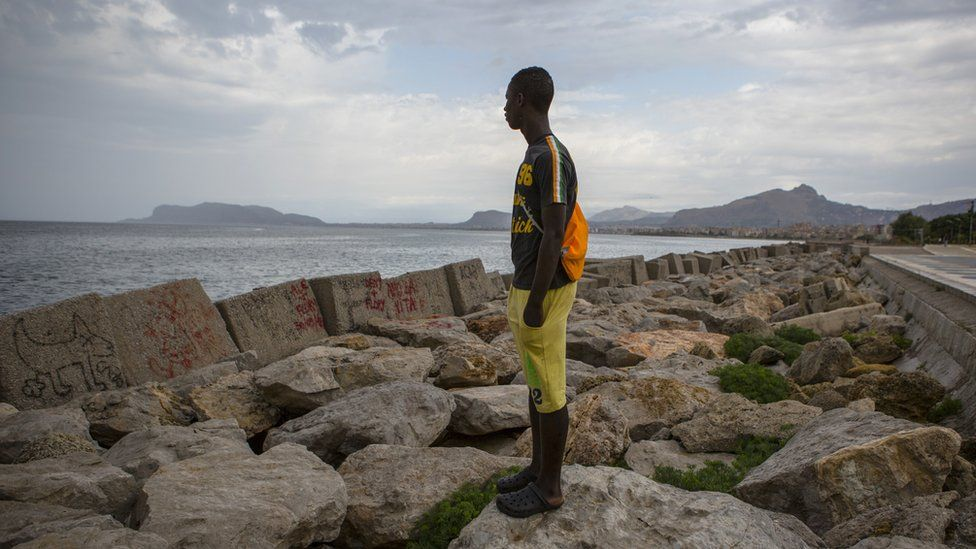 Letter from Africa: How a teenager risked all for a life in limbo