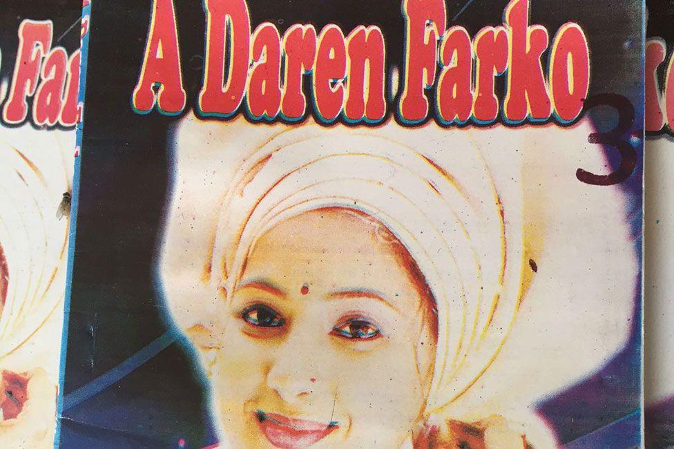 The cover of A Daren Farko