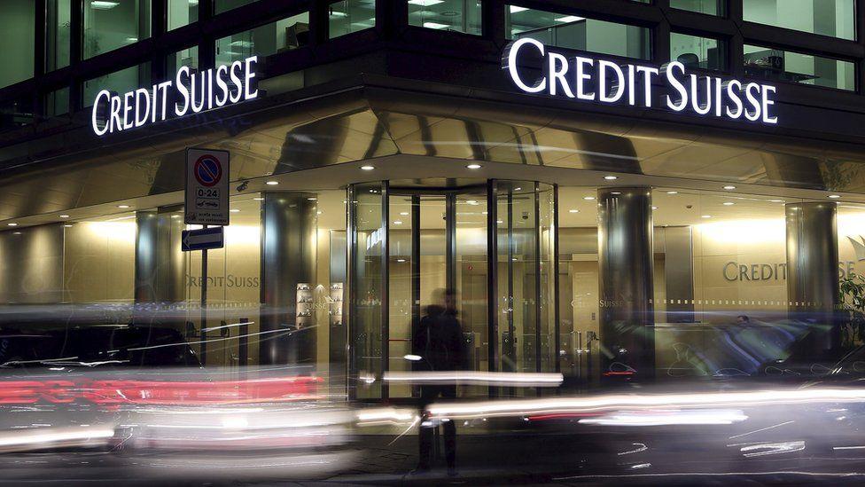 Credit Suisse office