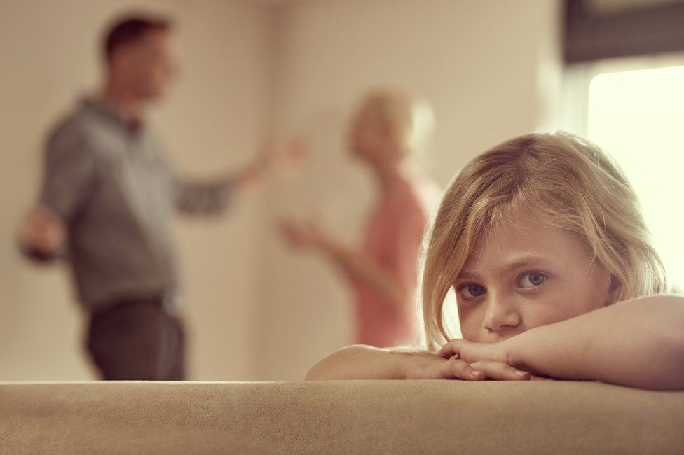 The Best Way To Fight With Teenager >> How Parents Arguments Really Affect Their Children Bbc News