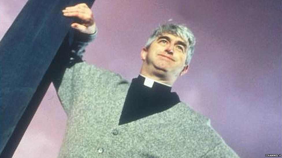 Father Ted, played by Dermot Morgan
