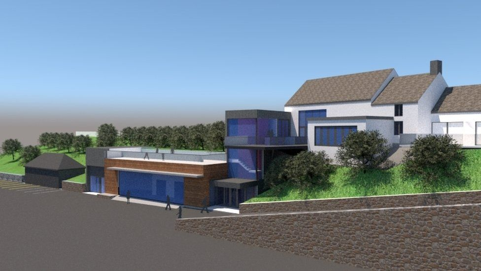 Proposals for chapel redevelopment in Cemaes Bay