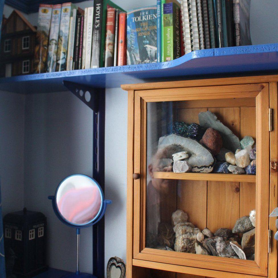 Andrew Gosden bedroom