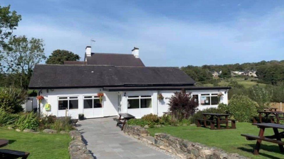 Y Snowdonia Parc, Waunfawr