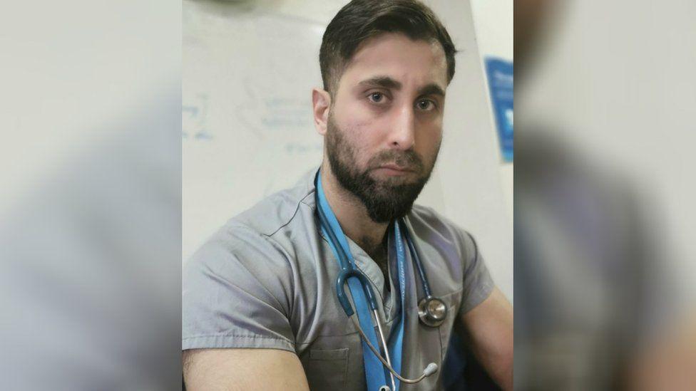 Dr Asif Munaf