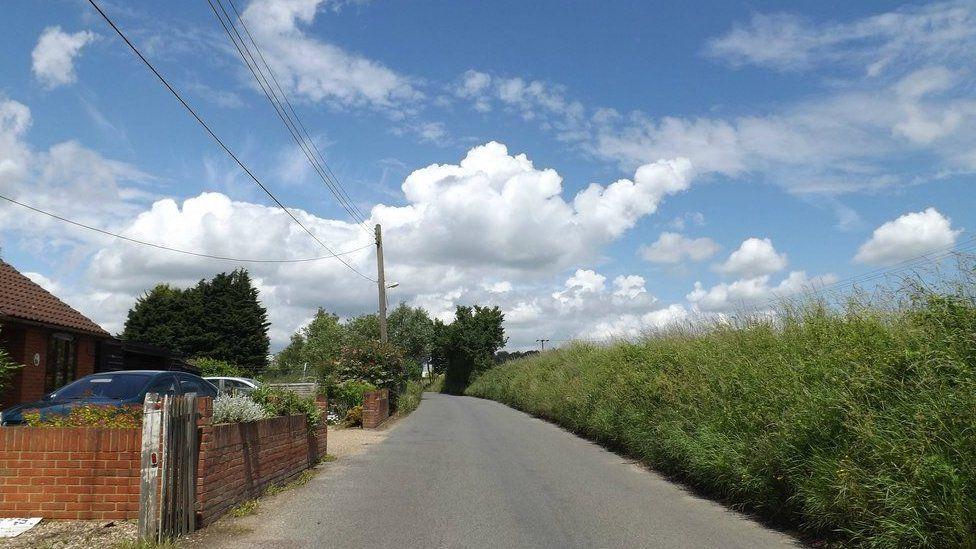 Paper Mill Lane, Bramford