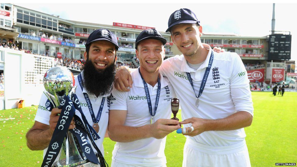 Moeen Ali: I want people to think Muslims are not all bad - BBC News