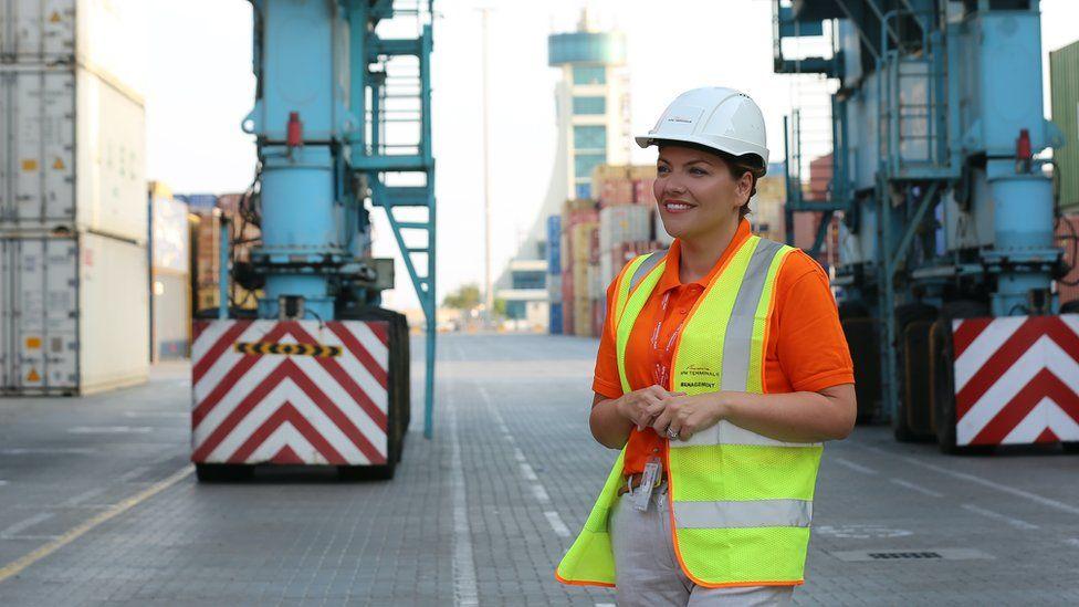 Susan Hunter, APM Terminals