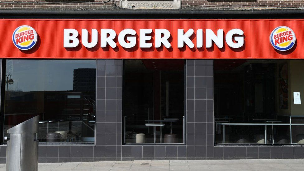 Closed Burger King