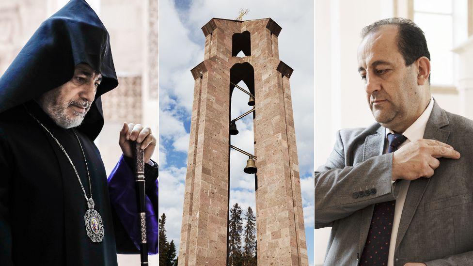 В ААЦ отреагировали на публикацию ВВС о расколе в армянской церкви