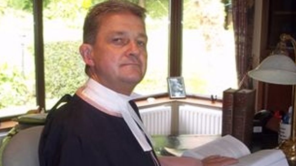 Mr Justice Bernard McCloskey