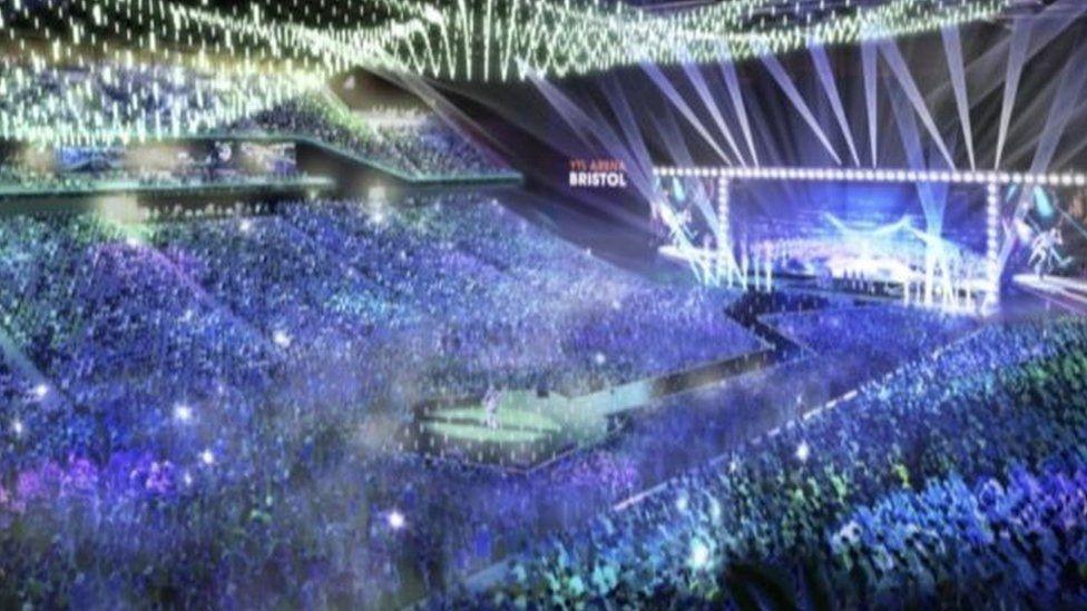 YTL Arena, Bristol