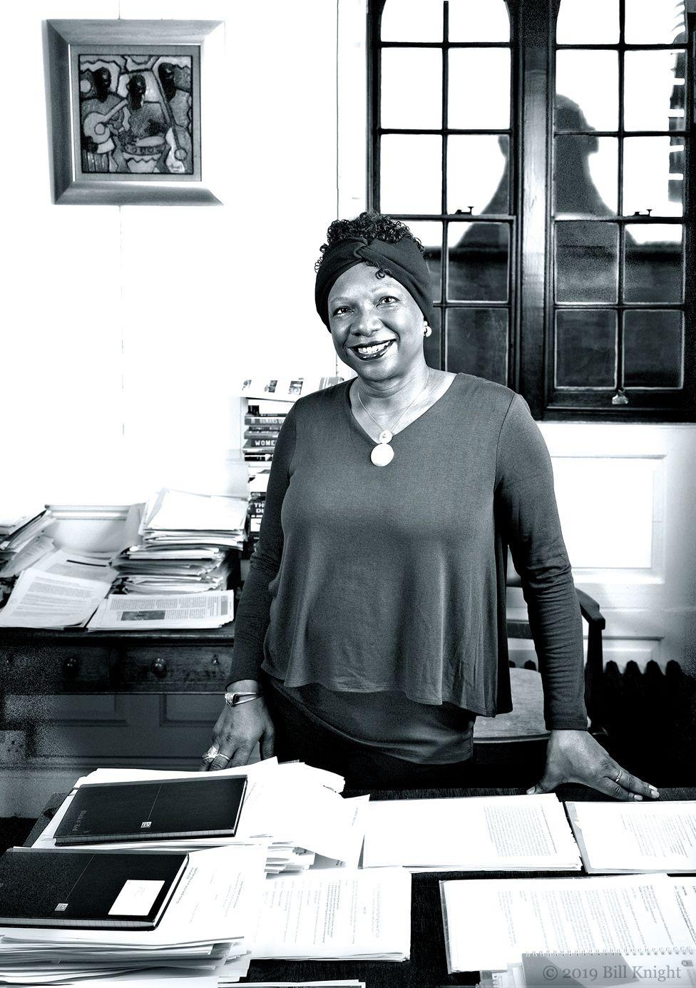 Professor Patricia Daley