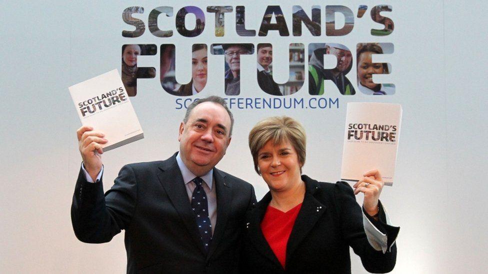 Salmond and Sturgeon
