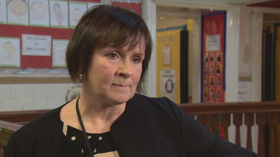 Shirley Taylor is the head teacher at Annette Street Primary in Govanhill