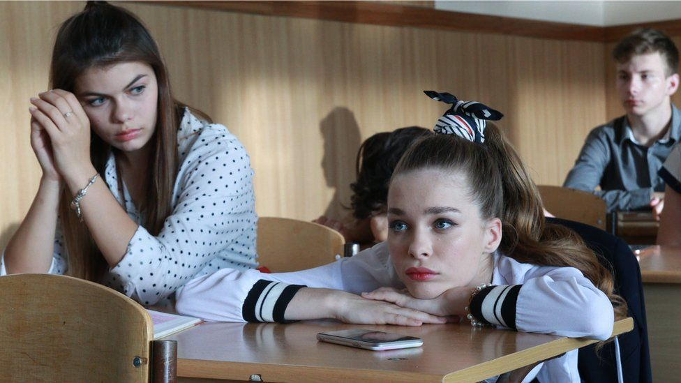 Teen drama actors from Early Swallows