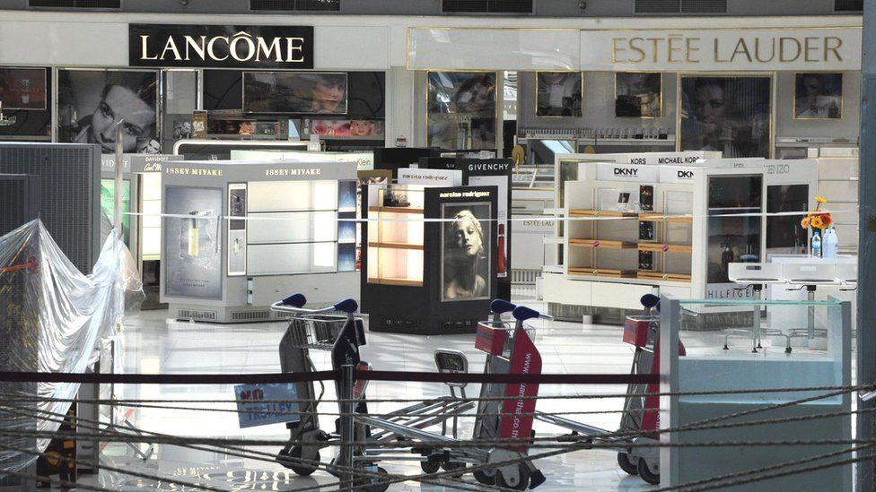 Picture of Suvarnabhumi airport