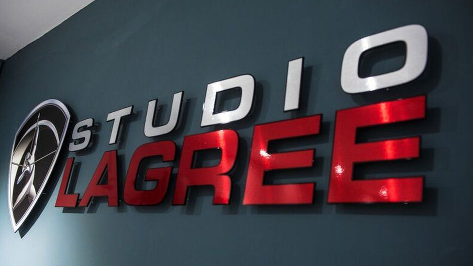Studio Lagree logo