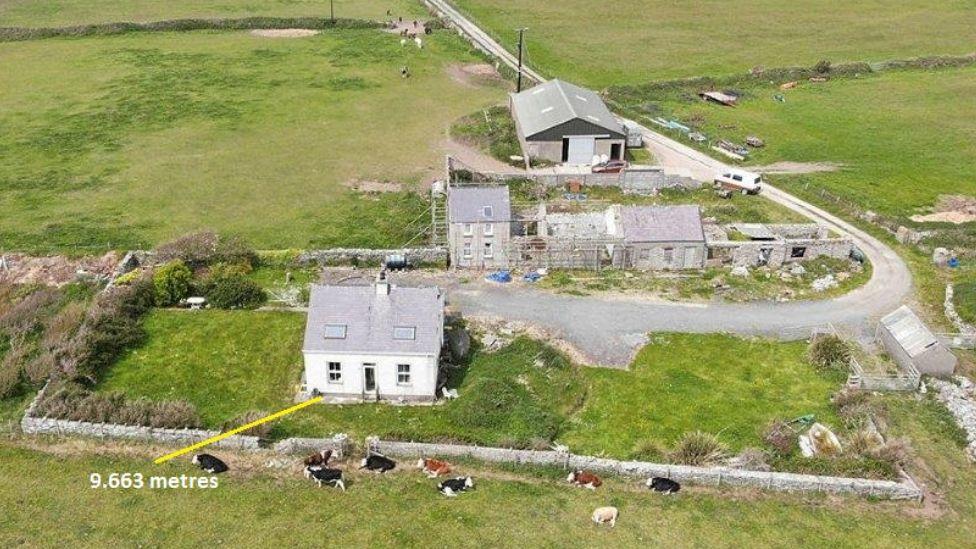 Gerald Corrigan's house