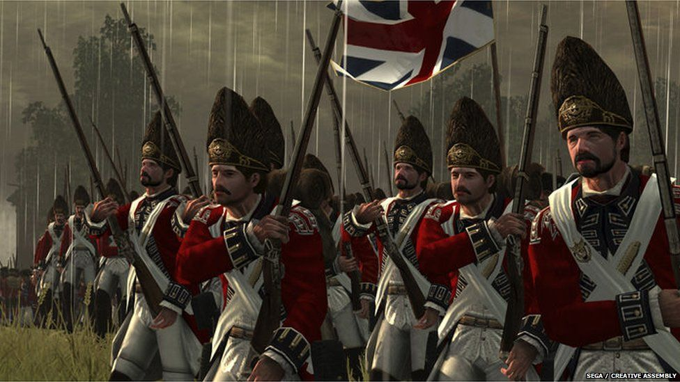 Gameplay from the Total War series