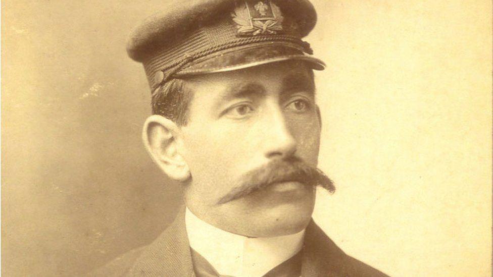 Capt Henry 'Harry' Hassan