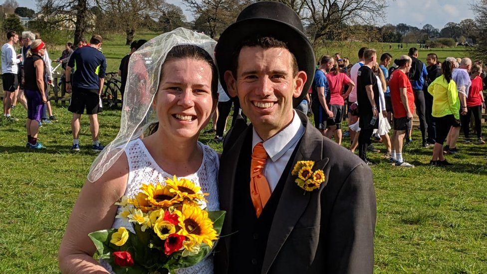 Anna Thorpe and Simon Wright