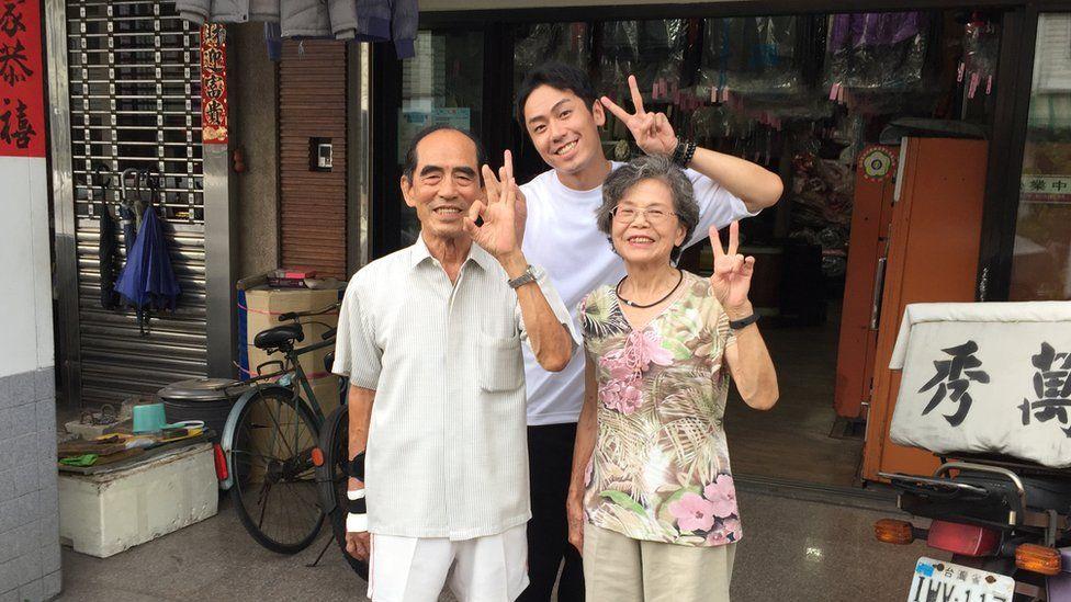 Taiwan's WantShow Laundry couple creates eco-friendly fashion service