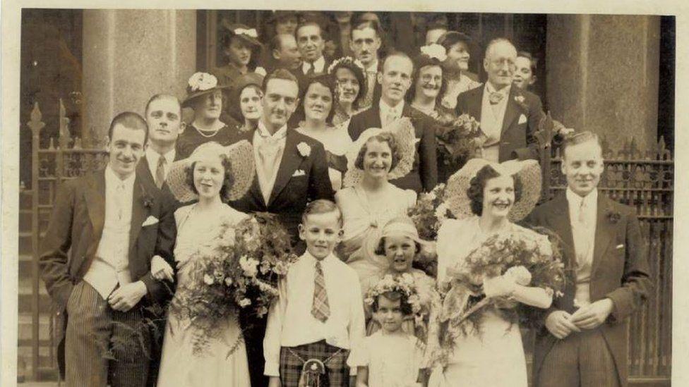 Effie's wedding