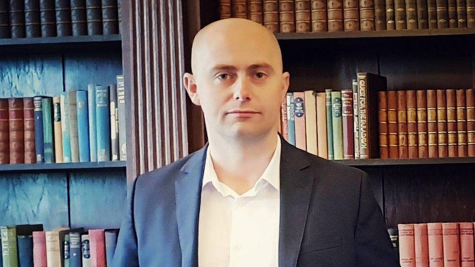 Dawid Glawdzin.