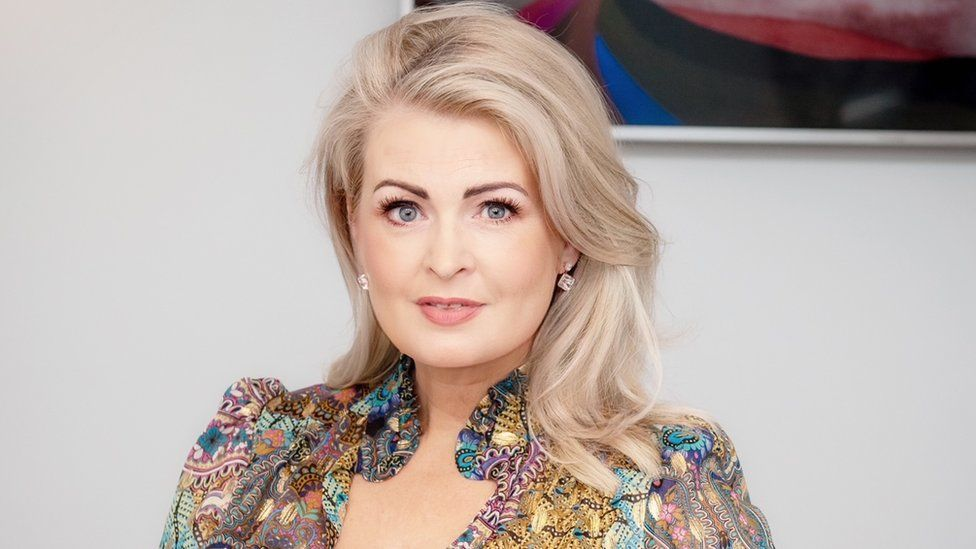 Retail expert Kate Hardcastle