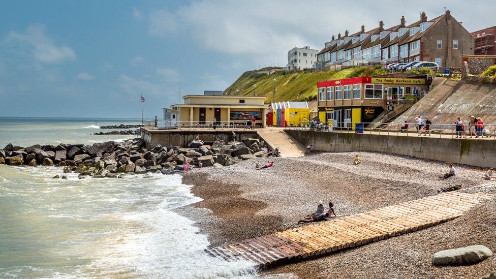 Sheringham sea front (Library picture, 2014)