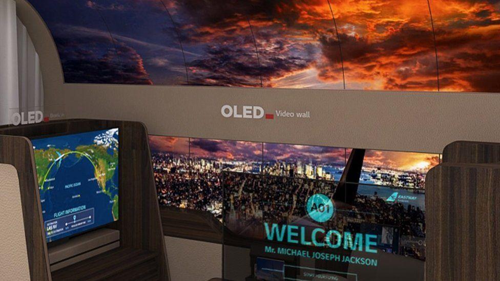 LG Display screens