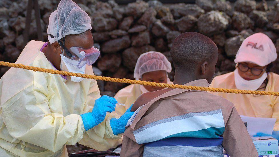 Plus de 3000 cas d'Ebola dans l'est de la RDC