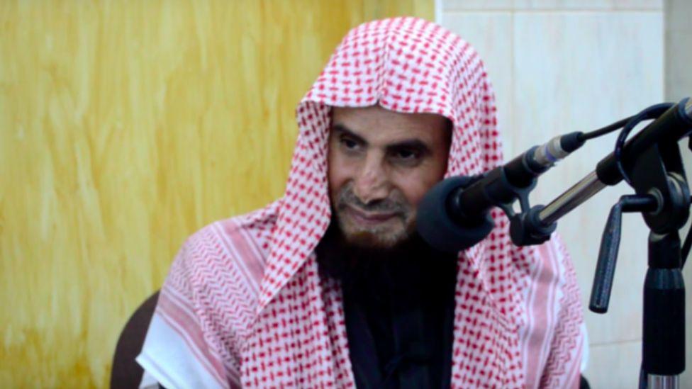 Sheikh Saad Al-Hijri