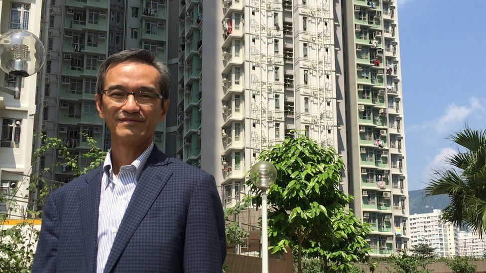 Stanley Wong, former Chairman, Task Force on Land Supply