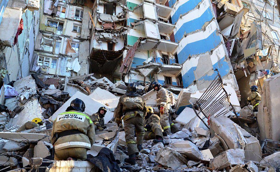 Disaster scene, 31 Dec 18