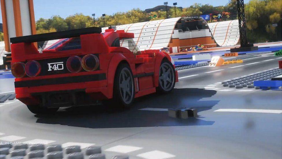 Forza Horizon 4 Lego Speed Champions Expansion