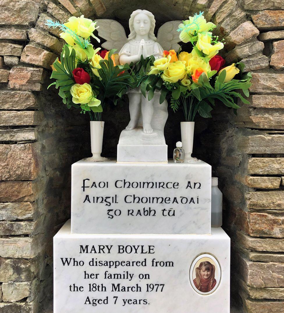 Shrine to Mary Boyle