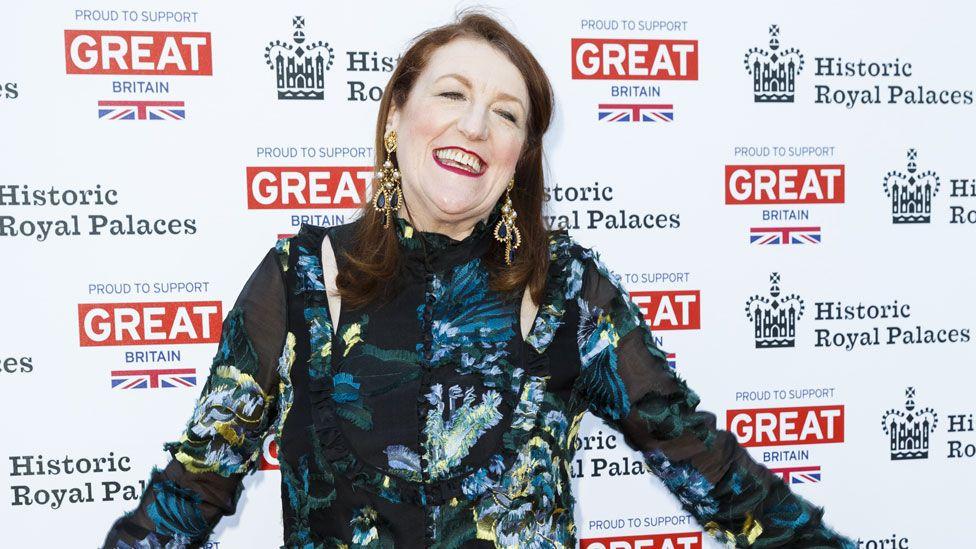 Glenda Bailey in 2015