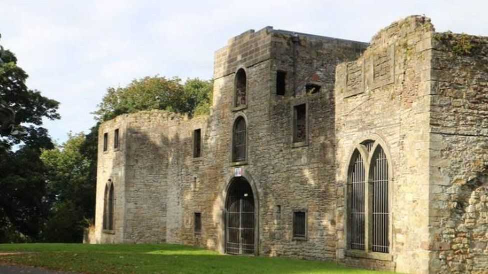 Mary Queen of Scots haven Workington Hall 'to be repaired'