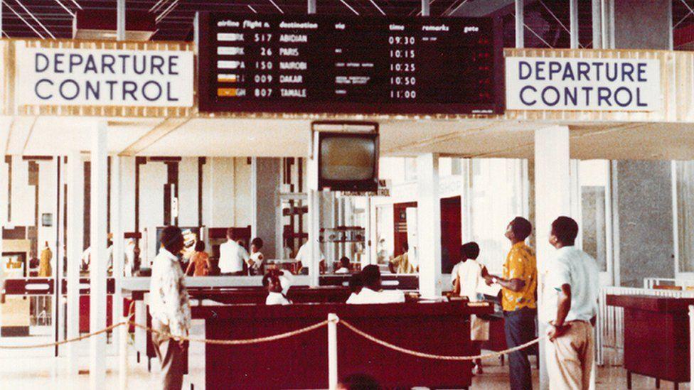 Accra, Ghana, 1969