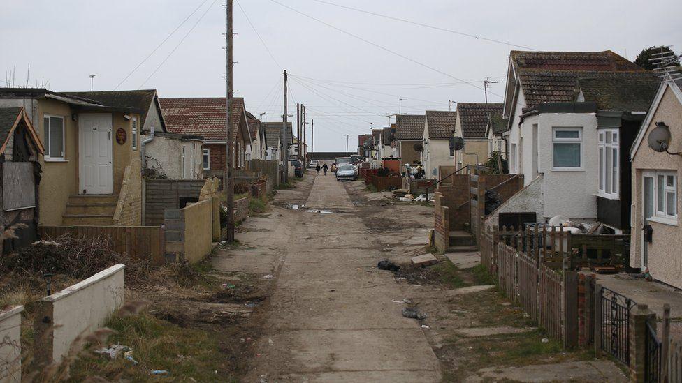 East Jaywick, Essex, UK