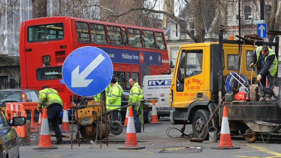 London Roadworks