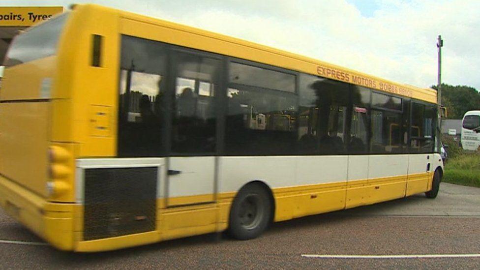 Express Motors bus