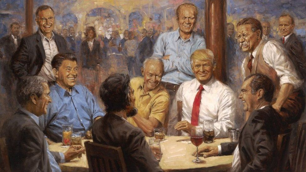 The Republican Club, by Andy Thomas