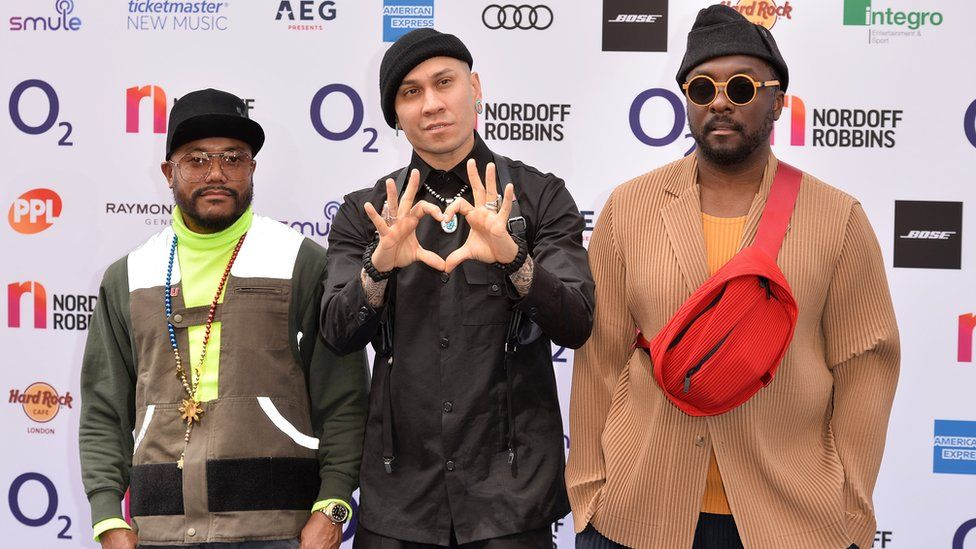 How music therapy helped Black Eyed Peas star Taboo