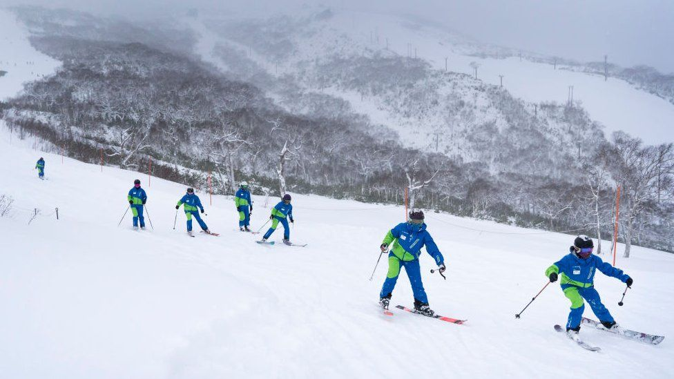 New Snow Resort Facility Opens At Niseko Mt. Resort