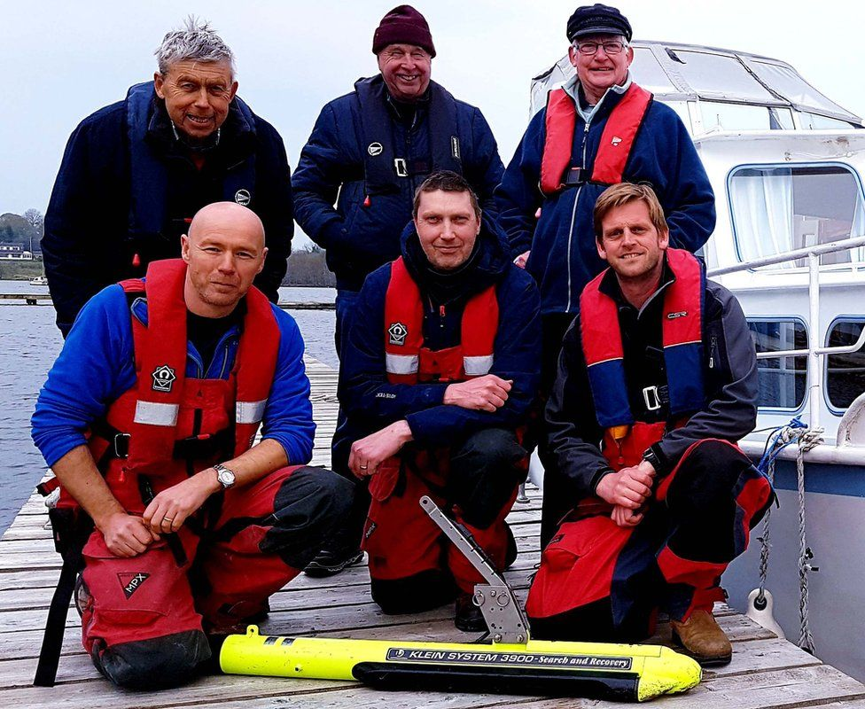 The Lough Erne Survey Team